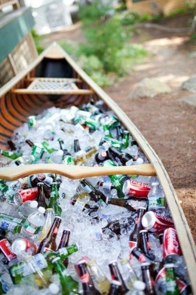 DIY Drink Coolers