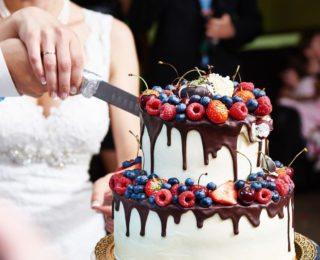 Top 2017 Trending Wedding Cakes