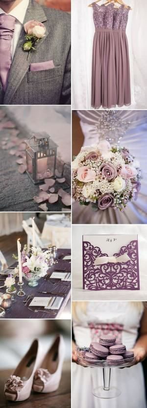 Mauve & Grey Neutral
